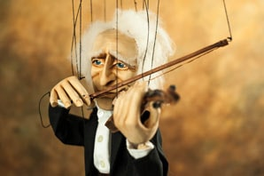 violinist musician professional marionette