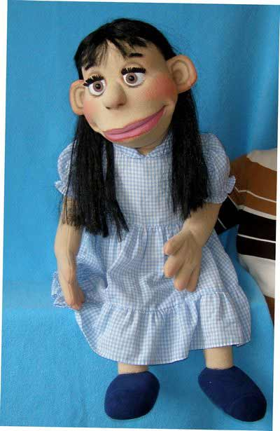 Buy Bella Foam Ventriloquist Puppet Dummy Doll Online