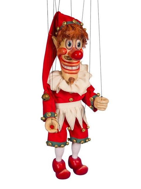 Buffoon marionette