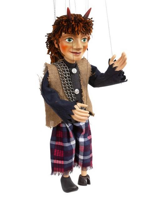 Devil marionette