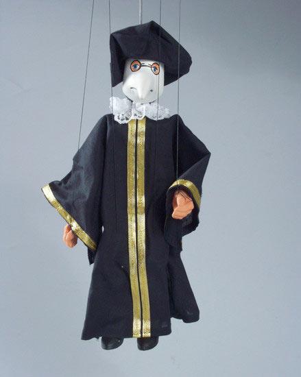 Dr.Peste , puppet marionette