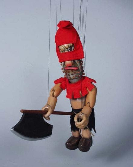 Executioner , marionette puppet