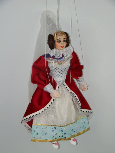 Fairy, marionette puppet