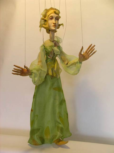 Fairy ,  marionette puppet