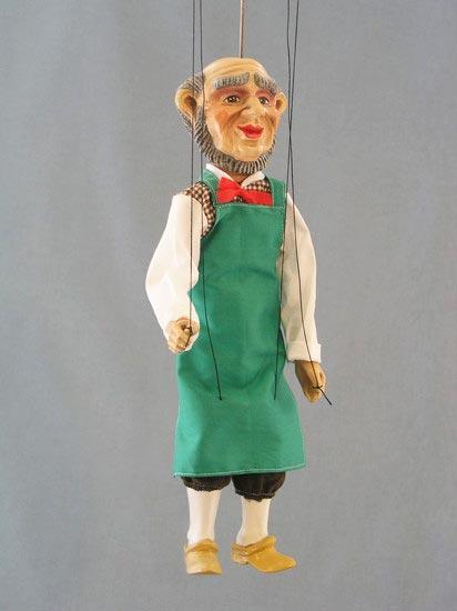 Farmer marionette