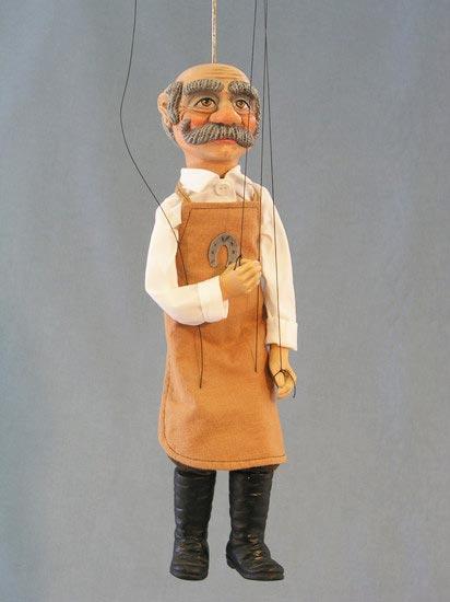 Farrier marionette