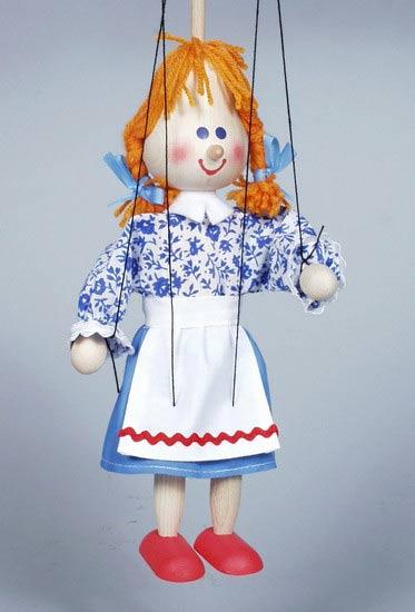 Gretel , marionette puppet