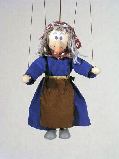 Hag , marionette puppet
