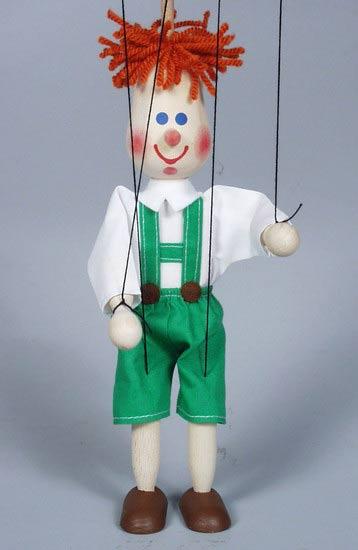 Hansel , marionette puppet