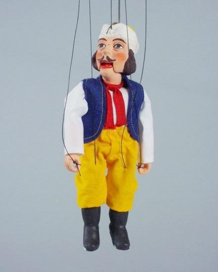 John , marionette puppet