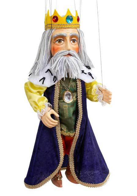 King marionette