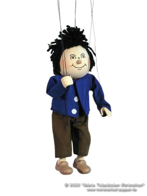 Max , marionette puppet