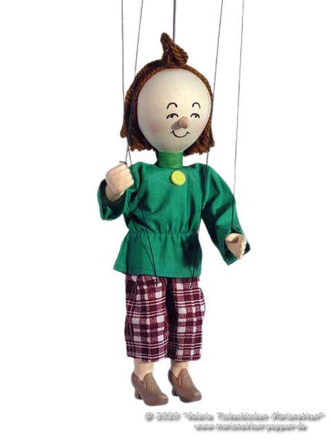 Moritz , marionette puppet