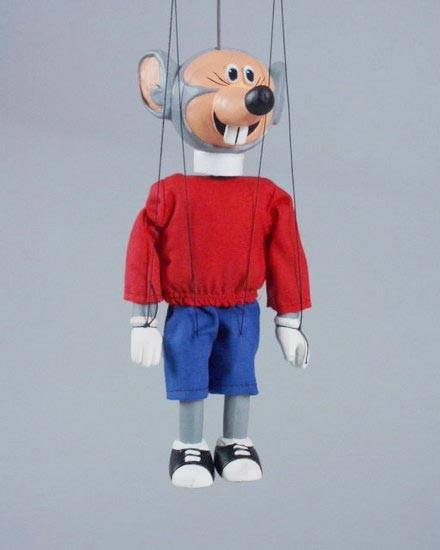 Mouse marionette