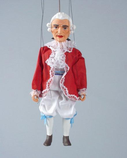Mozart marionette
