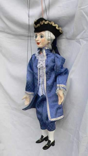 Mozart , puppet marionette
