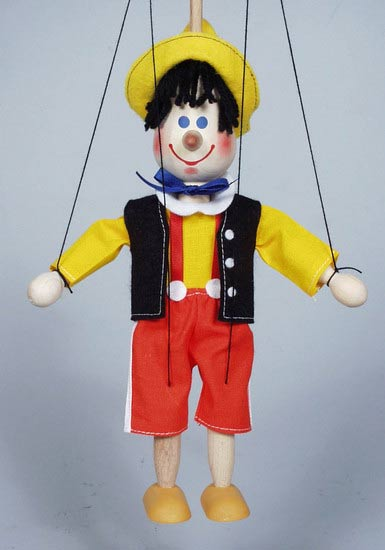 Pinocchio , marionette puppet