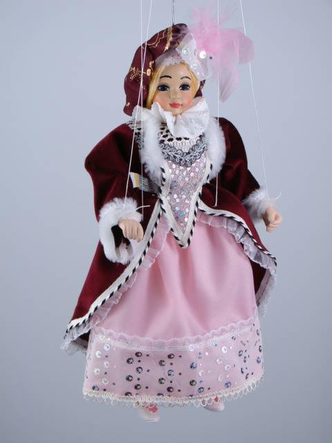 Princess, marionette puppet