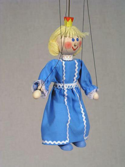 Princess , marionette puppet