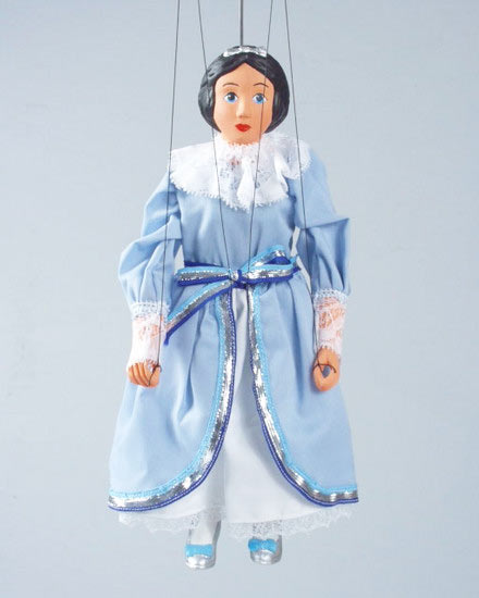 Princess , puppet marionette
