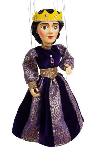 Queen marionette