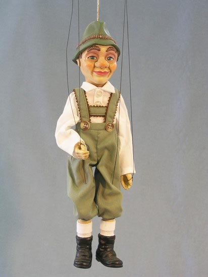 Scout marionette