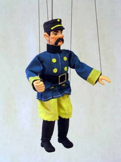 Soldier marionette