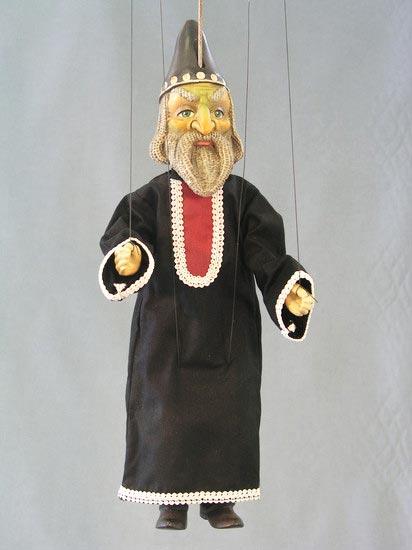 Sorcerer marionette