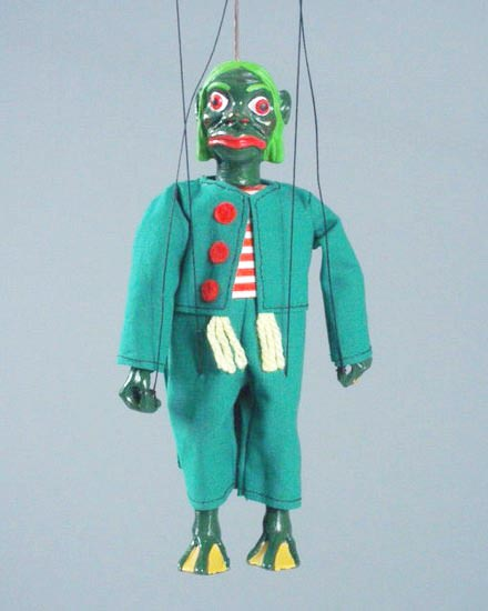 Spirit morass , marionette puppet