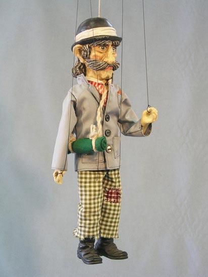 Traveller , puppet marionette