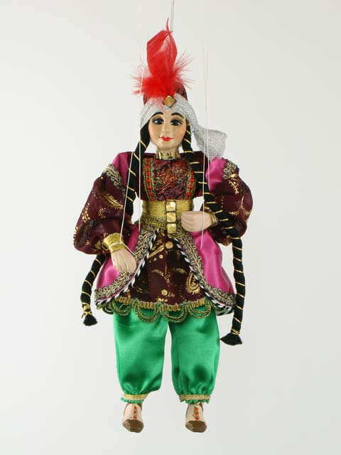 Turk marionette