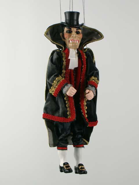 Vampire marionette