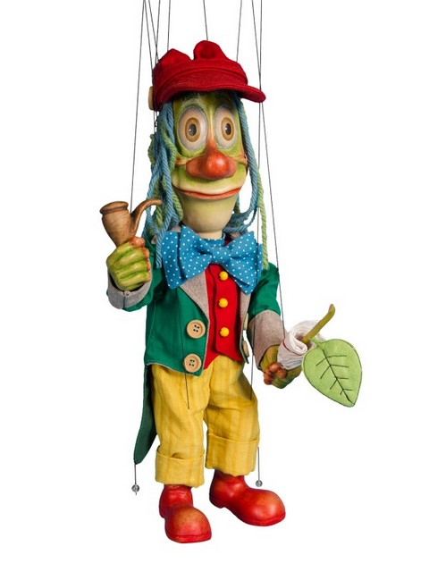 Water man marionette