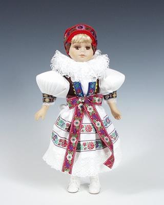Hanacka , czech doll