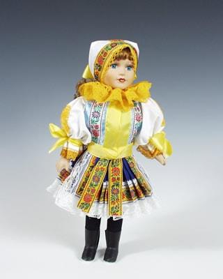 Piestany Czech doll