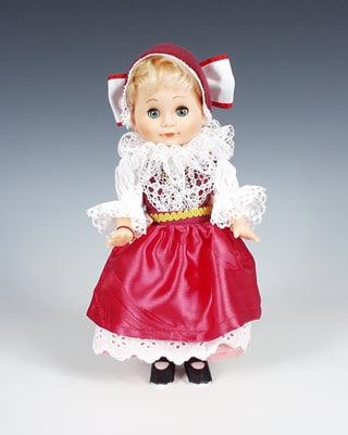 Smichov, czech doll