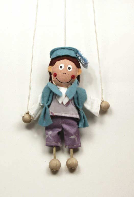 Prince ,  puppet marionette