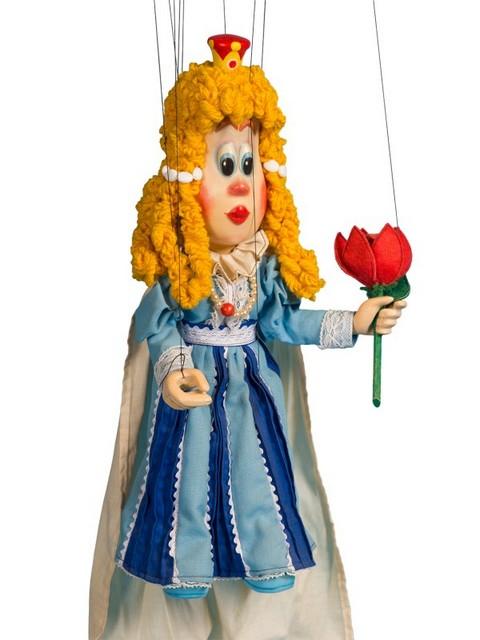 Princesse marionette