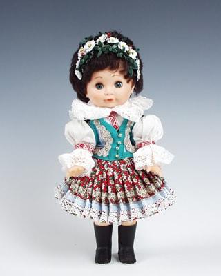 Strananka, czech doll