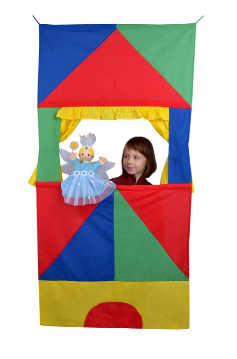 Doorway Puppet Theater Circus