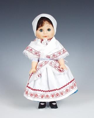 Turnov czech doll