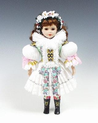 Bride Uhersky Brod czech doll