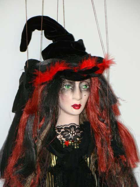 Fairy Verena marionette