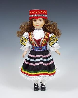 Zdiar czech doll