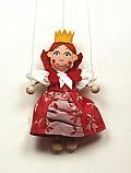 Queen ,  puppet marionette